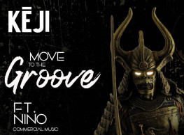 Move To The Groove ft. DJ NINO @ Keji Egypt