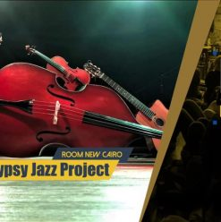 The Gypsy Jazz Project @ ROOM Art Space New Cairo