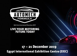Automech Formula 2019 @ Egypt International Exhibitions Center
