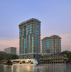 Luxury Dining with a View: Four Seasons Hotel Cairo at The First Residence Introduces the First Nile ‎Boat