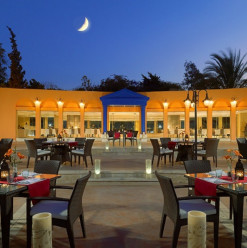 Hilton Cairo Heliopolis Celebrates Egypt's Culinary Goodness at Egyptian Night Restaurant ‎