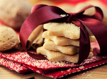 Delightful Christmas Cookies & Gingerbread @ Cafe Fontaine: Sheraton Cairo Hotel & Casino