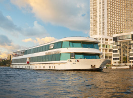 Dinner Cruises: Marquise Boat @ Grand Nile Tower Hotel