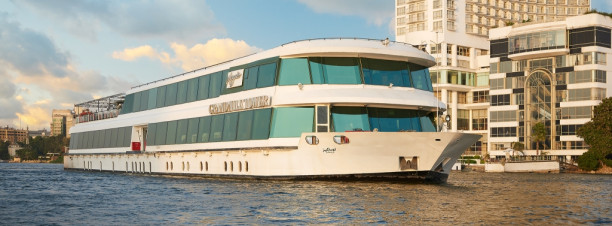 Lunch Cruises: Marquise Boat @ Grand Nile Tower Hotel