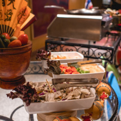Friday Brunch: My Kind Of Place Restaurant @ Hilton Cairo Heliopolis