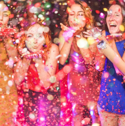 Party All Night This New Year's Eve @ Studio 70: Sheraton Cairo Hotel & Casino