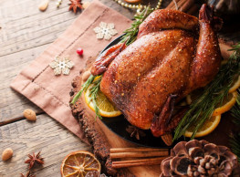 Turkey To Go @ Rawi Restaurant & Bar: Sheraton Cairo Hotel & Casino Hotel Resort