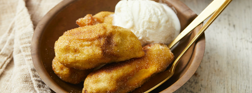 ‎10 Places to Warm Your Tummy with Yummy Asian-Style Fried Bananas