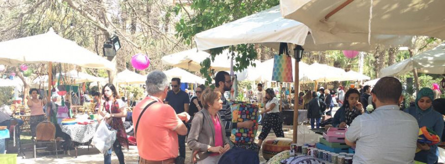 Cairo's Christmas Bazaars 2019: Another Fresh Batch in Bloom