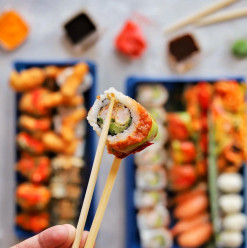 Abby's Kitchen: The Delivery-Based Kitchen's Sushi Impresses at Sheikh Zayed