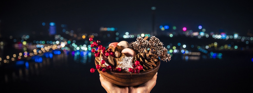 Celebrate Christmas in Style with a Round of Festivities and Offers From The Nile Ritz-Carlton