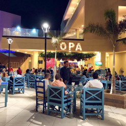 OPA Lounge: Alexandria's Famous Greek Restaurant Opens in Sheikh Zayed
