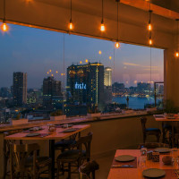 Stash: Dinner & Drinks with a Nile View at Garden City