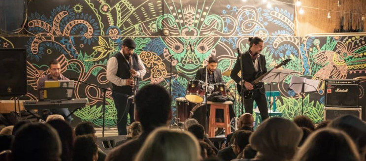 Cairo Weekend Guide: The Sinatras, Strawberry Swing, Kitchen Crowd & More...