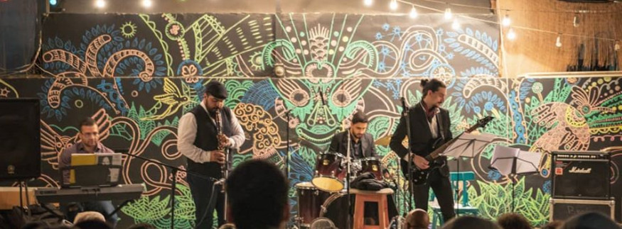 Cairo Weekend Guide: The Sinatras, Strawberry Swing, Kitchen Crowd & More…