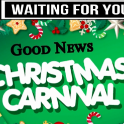 Good News Christmas Carnival's 5th Edition @ Family Park: New Cairo