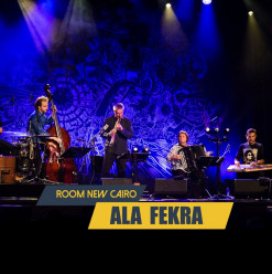 Ala Fekra at ROOM Art Space New Cairo
