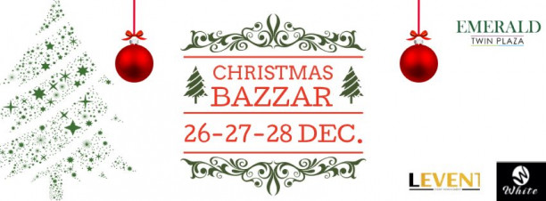 Christmas Bazaar at Emerald Twin Plaza