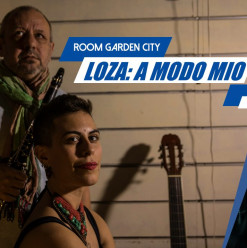 Luisa Russo Featuring Philippe Humbert at ROOM Art Space Garden City