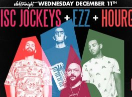 Elektro Night ft. The Disc Jockeys B2B Ezz & Hourglass @ The Tap Maadi