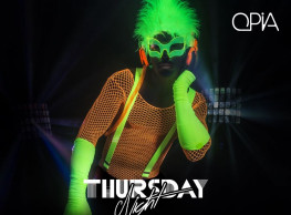 Thursday Night ft. DJ Mahmoud Raafat @ OPIA Cairo
