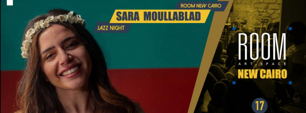 Sara Moullablad at ROOM Art Space New Cairo