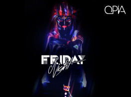 Friday Night ft. DJ Scorpion / Belly Dancer @ OPIA Cairo