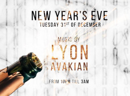 New Year's Eve Party at Rossini