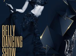 Belly Dancing Show / Saxophonist Khalid Shahin @ Gŭ Lounge