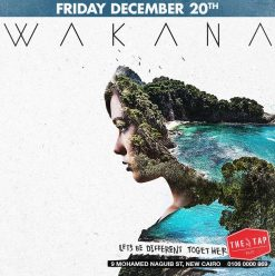 Wakana @ The Tap East