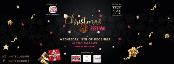 Christmas Festival at Palm Hills Club
