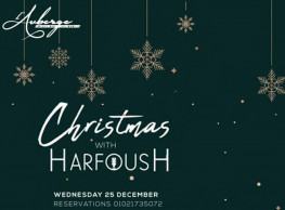 Christmas Party at L'Auberge Lounge