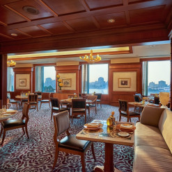 New Year's Eve Dinner @ Bella Restaurant: Four Seasons Hotel Cairo At Nile Plaza