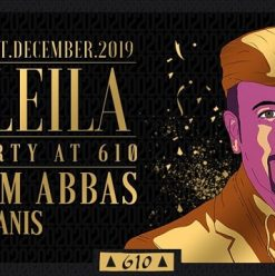 New Year's Eve at Cairo Jazz Club 610
