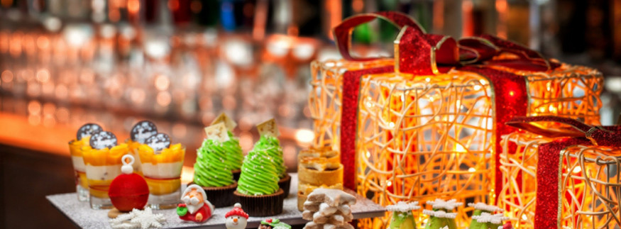 Festivities at Its Finest: Four Seasons Cairo at Nile Plaza Planned a Christmas Market That Has It All!