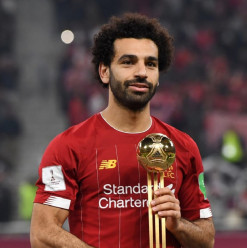 Mohamed Salah Earns Fifa Club World Cup's 'Player of the Tournament'