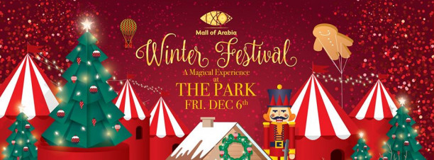 Winter Festival at The Park at Mall of Arabia: