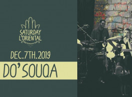 Do'souqa at Cairo Jazz Club