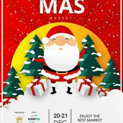 Christmas Market @ Point90 Mall