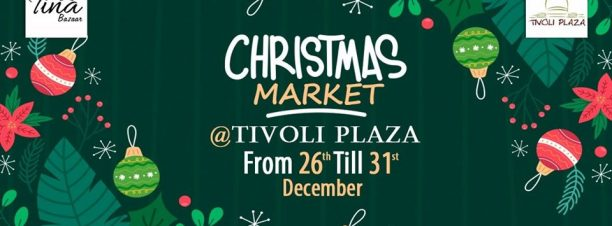 Christmas Bazaar at Tivoli Dome Plaza
