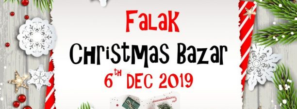 Christmas Bazaar at Falak