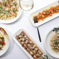 Lexie's: Contemporary Italian Dinner & Drinks at New Cairo's The Lake House