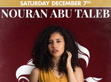Nouran Abou Taleb at The Tap West