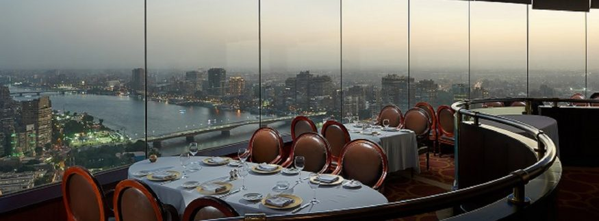 Grand Nile Tower is Ready for the Season of Joy with Countless Celebrations