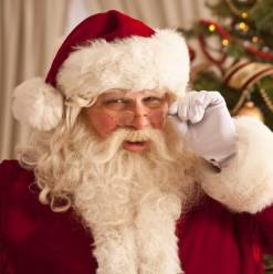 Meet & Greet ft. Santa Claus: Christmas Market @ Pool Area: Four Seasons Hotel Cairo At Nile Plaza