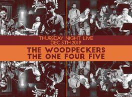 The Woodpeckers and The One Four Five at Cairo Jazz Club