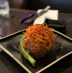 Fuego Grill & Sushi Bar: Trying its Sushi Offer in Sheikh Zayed's Al Guezira ‎Plaza