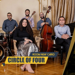 Circle of Four at ROOM Art Space New Cairo