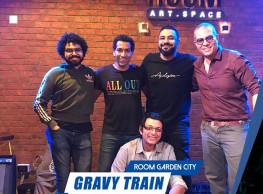 Gravy Train at ROOM Art Space Garden City