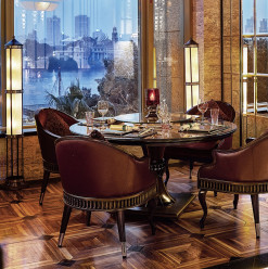 Four Seasons Hotel Cairo at Nile Plaza: 8 Restaurant Celebrates the Chinese New Year ‎